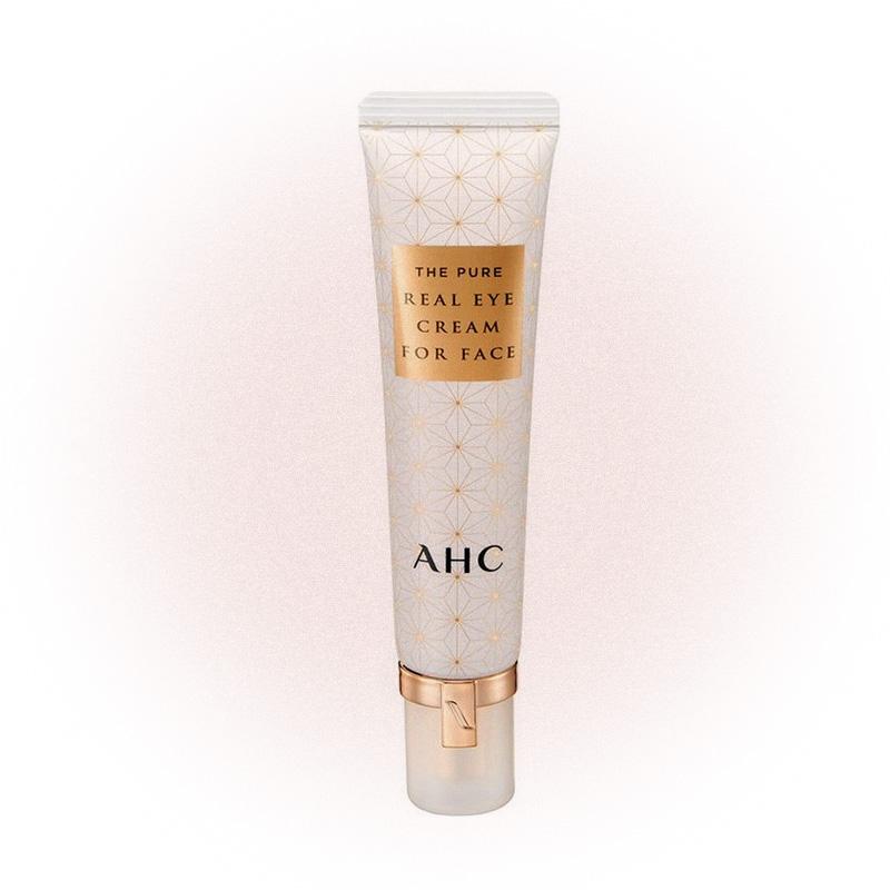 Увлажняющий The Pure Real Eye Cream For Face, AHC