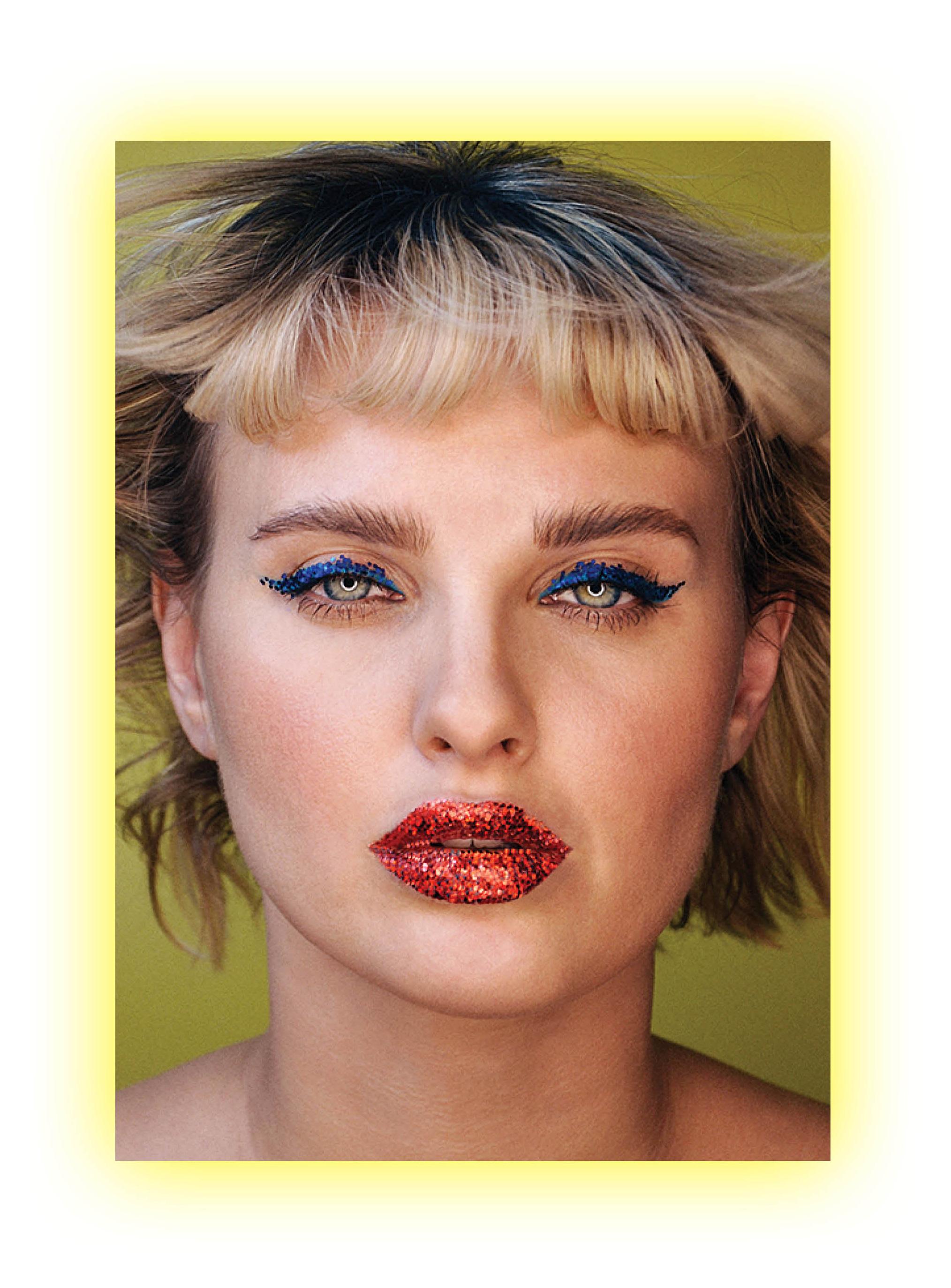 Празддничный макияж