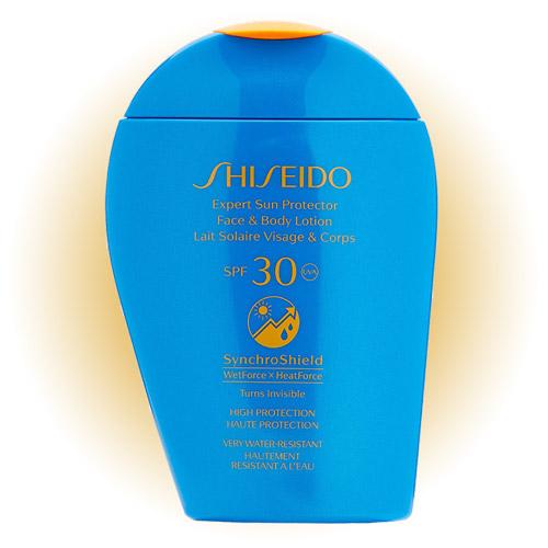 Лосьон для лица и тела Expert Sun Protection SPF30, Shiseido