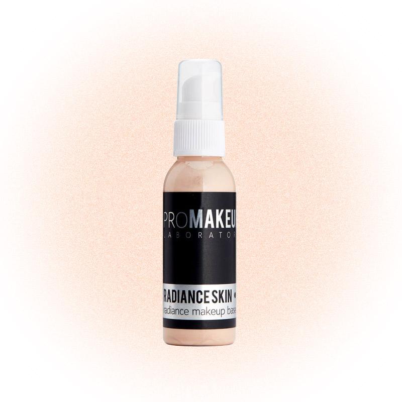 Сияющая основа под макияж Radiance Skin Rose Gold, ProMakeup Laboratory