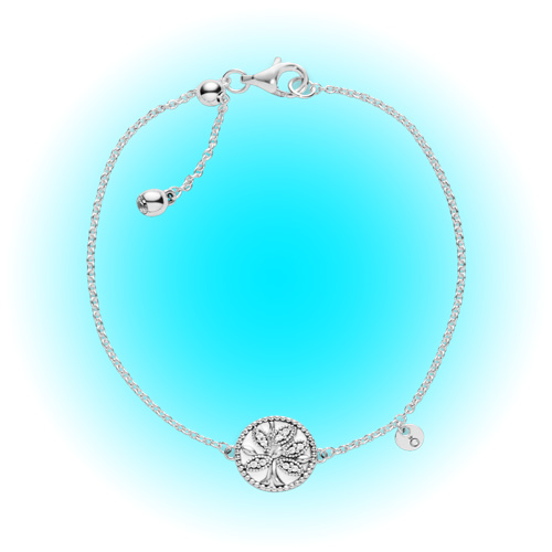 Браслет-цепочка «Древо жизни», Pandora