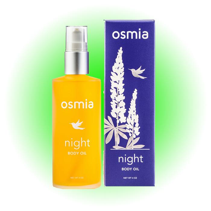 Масло для сна Osmia