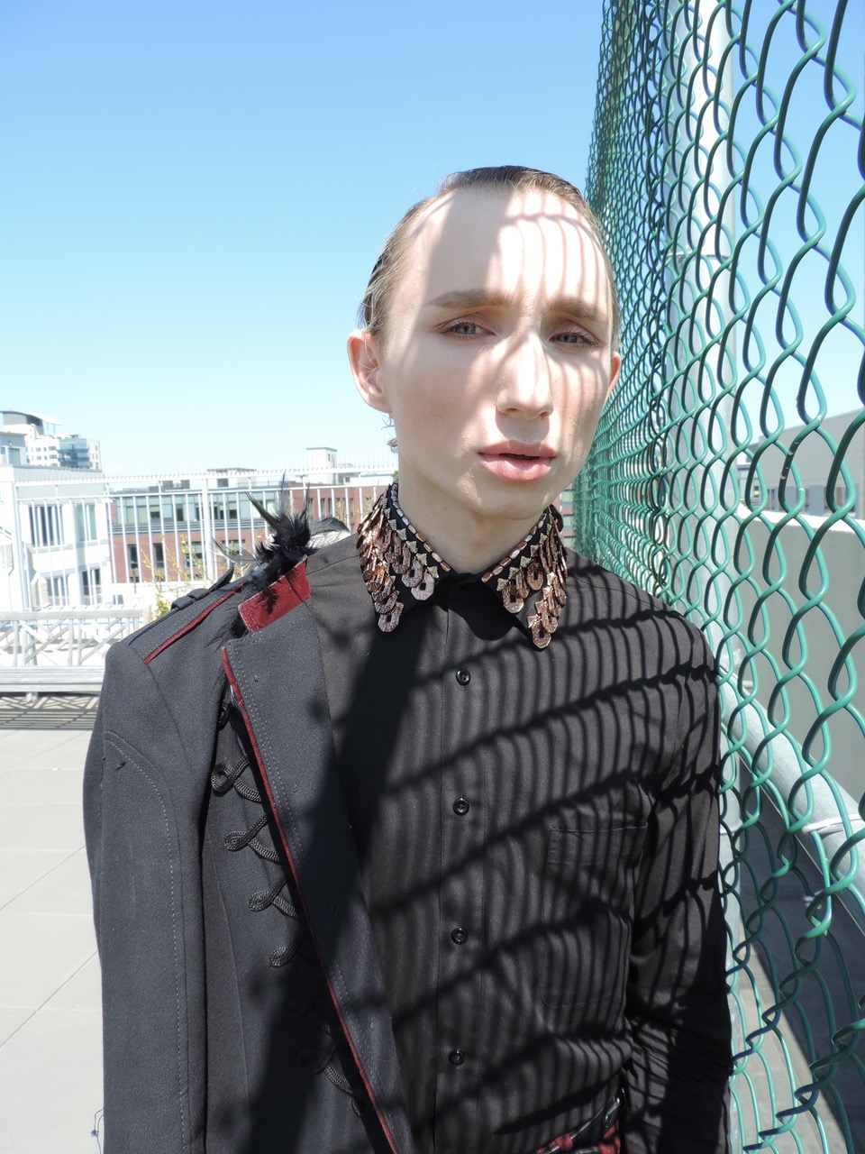 Non-binary макияж
