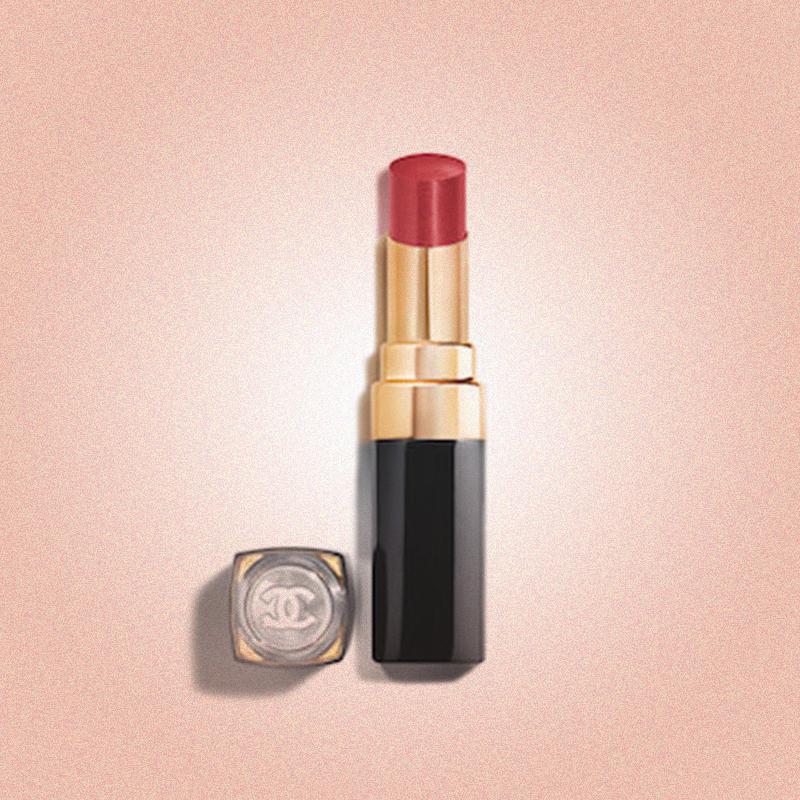 Увлажняющая помада-блеск Rouge Coco Flash, 82 Live, Chanel