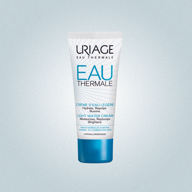 Light Water Cream, Uriage, 40 мл