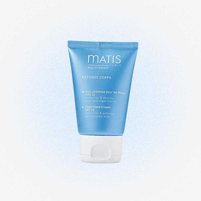 Омолаживающий крем Reponse Corps Youth Hand Cream SPF 10, Matis