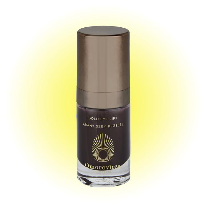 Крем с подтягивающим эффектом Gold Eye Lift, Omorovizca