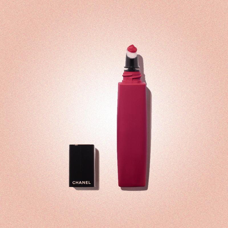 Жидкая матовая помада с эффектом пудры Rouge Allure Liquid Powder, 964 Bittersweet, Chanel