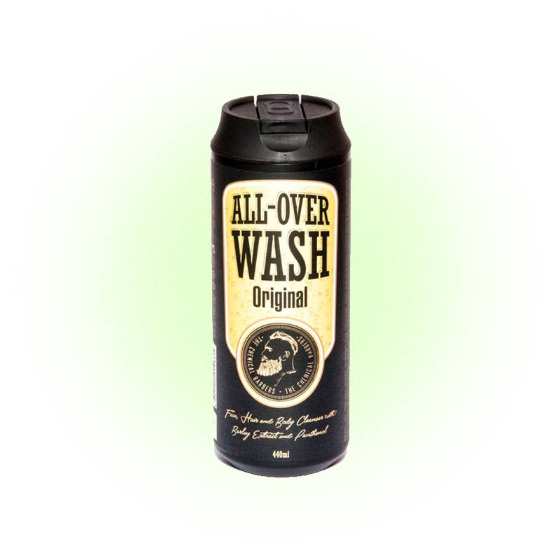 THE CHEMICAL BARBERS all-over wash original