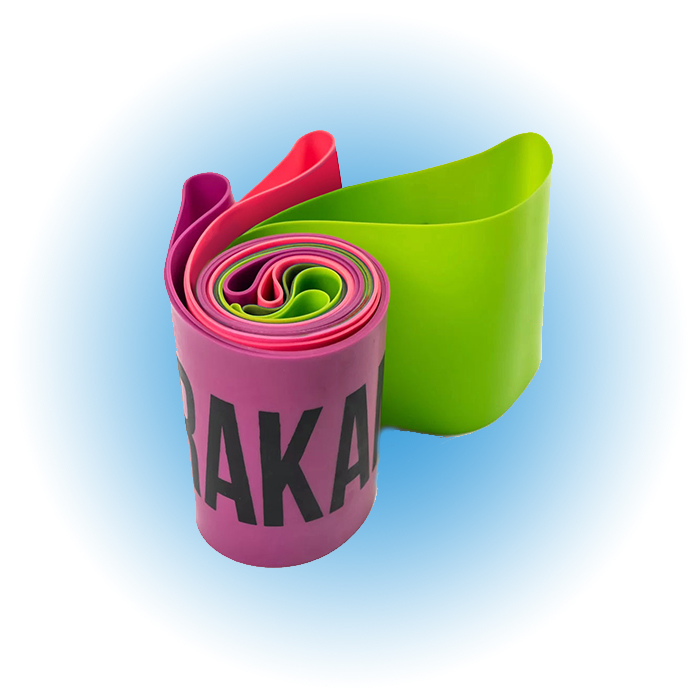 Латексные ленты, Rakamakafit