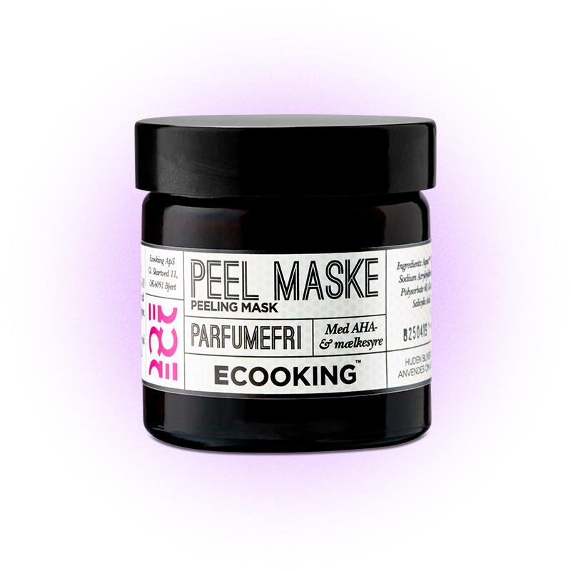 Маска-пилинг для лица Peel Mask, Ecooking