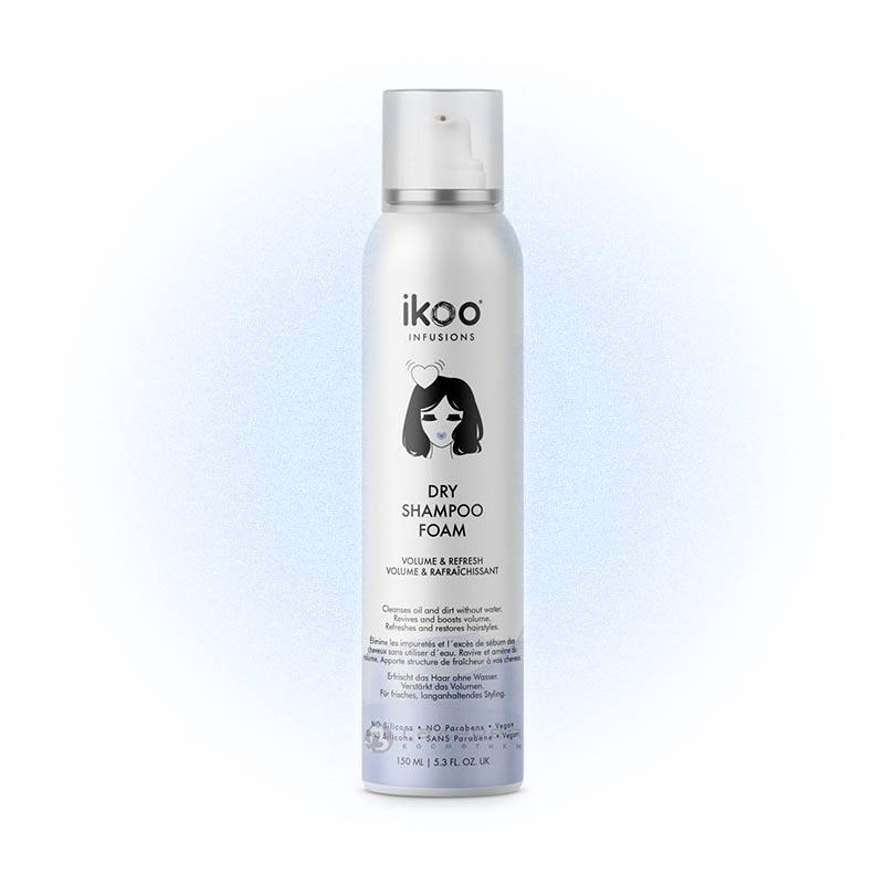 Dry Shampoo Foam, Ikoo