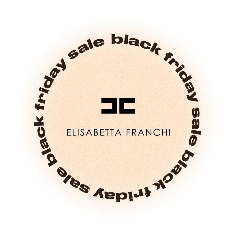 Черная пятница Elisabetta Franchi
