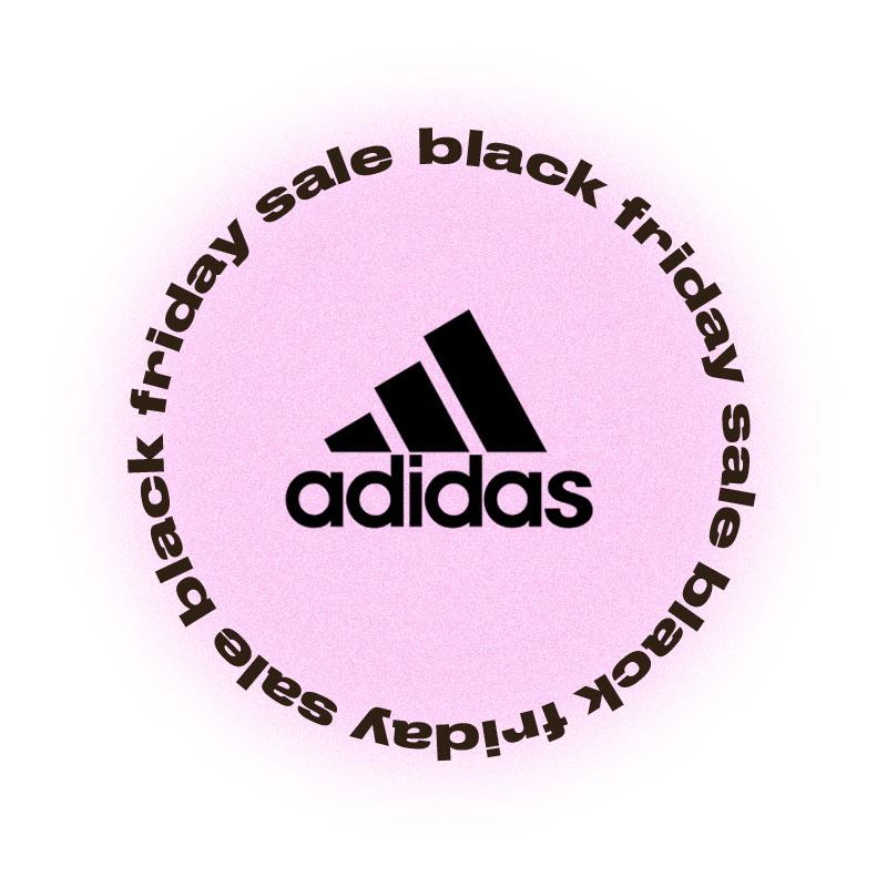 Черная пятница Adidas