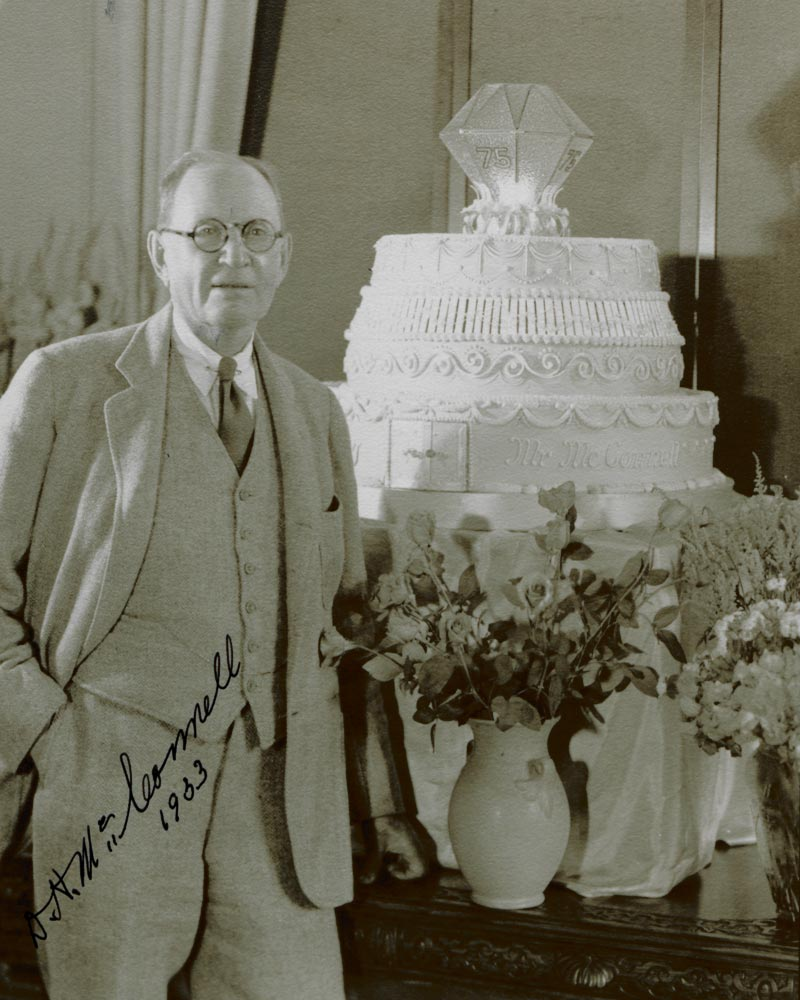 Дэвид Макконнелл, основатель Avon