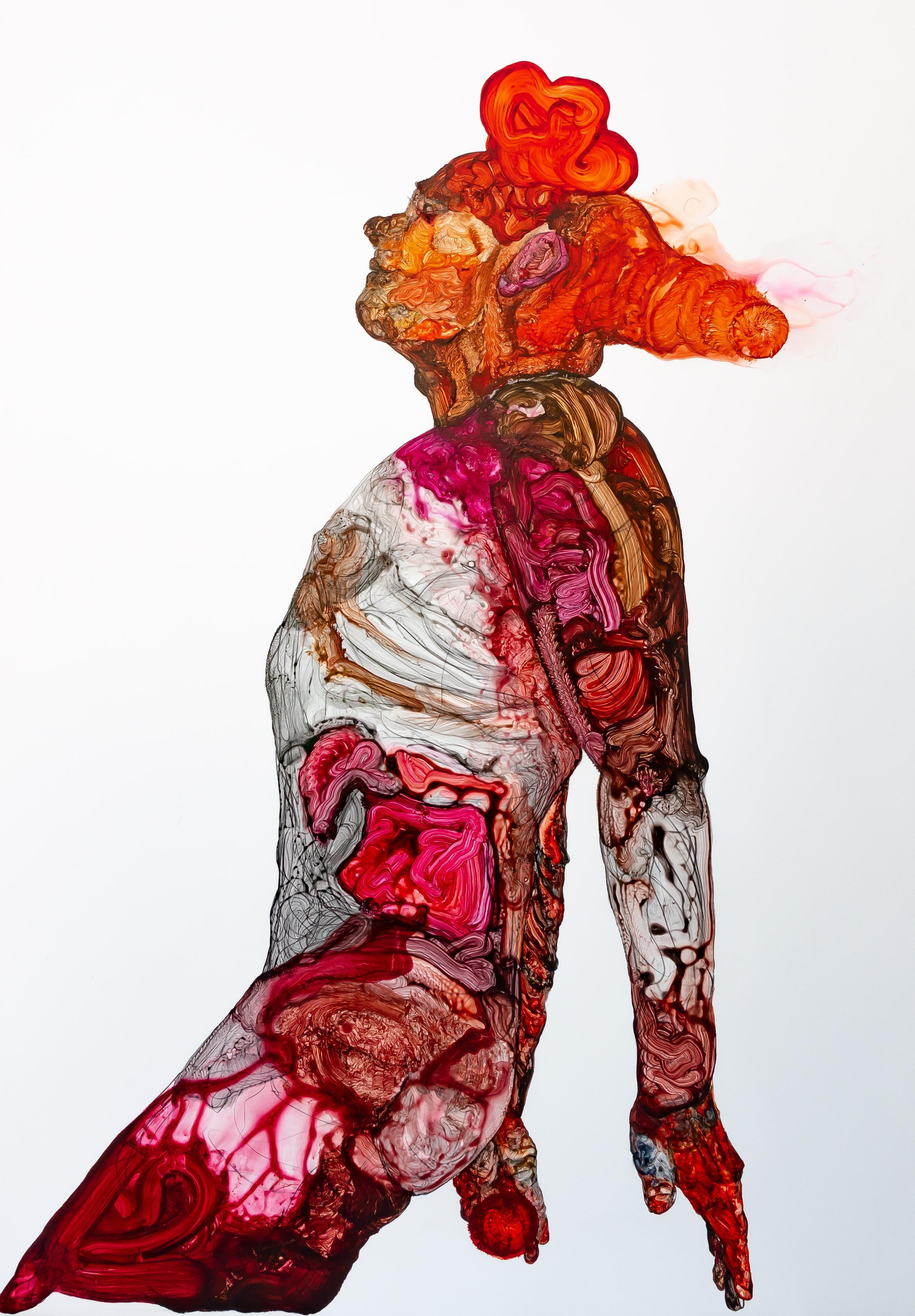 Картина Дэвида Дьюитта