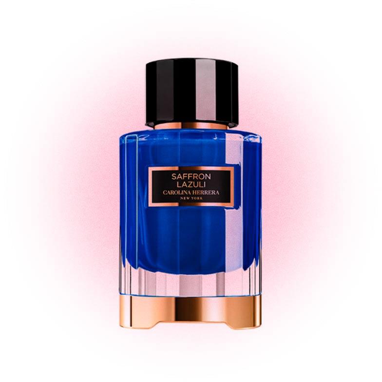 Saffron Lazuli, Carolina Herrera
