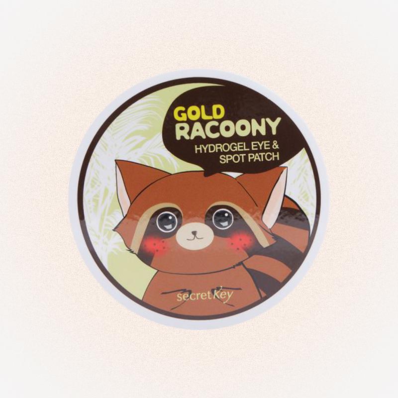Gold Racoony, Secret Key