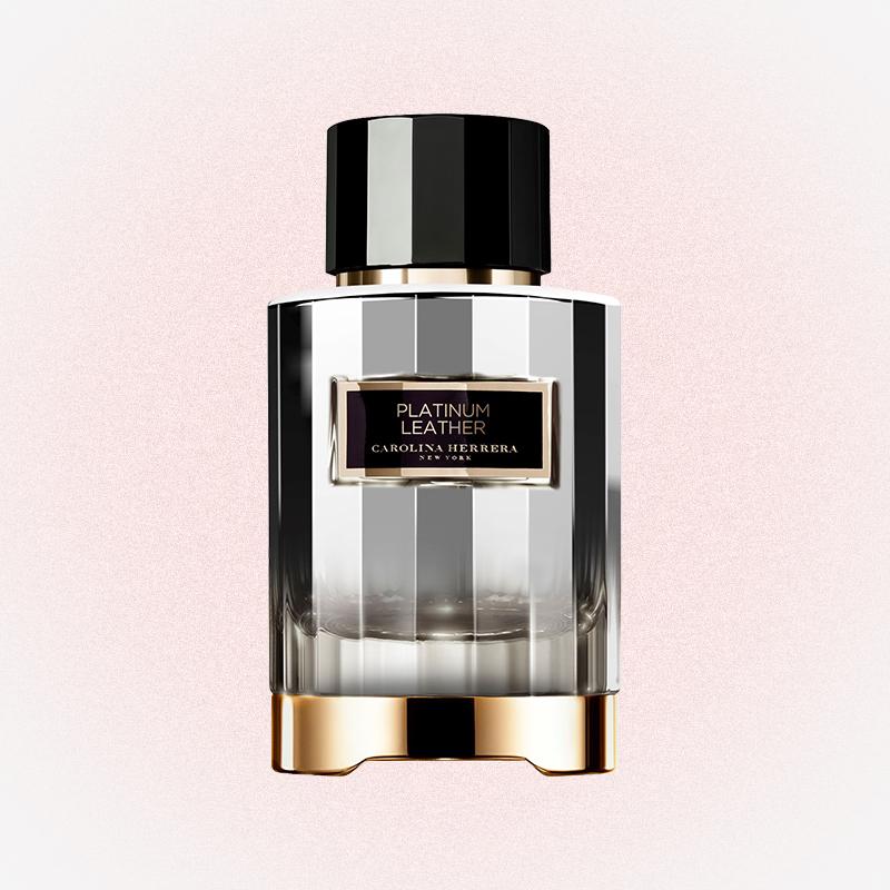 Platinum Leather, Herrera Confidential, Carolina Herrera