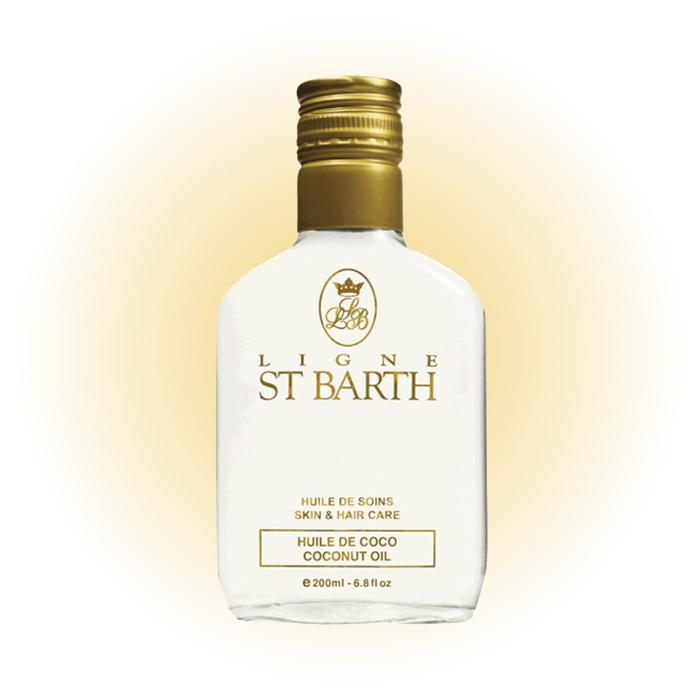 Масло для тела и волос Coconut Oil, Ligne St. Barth