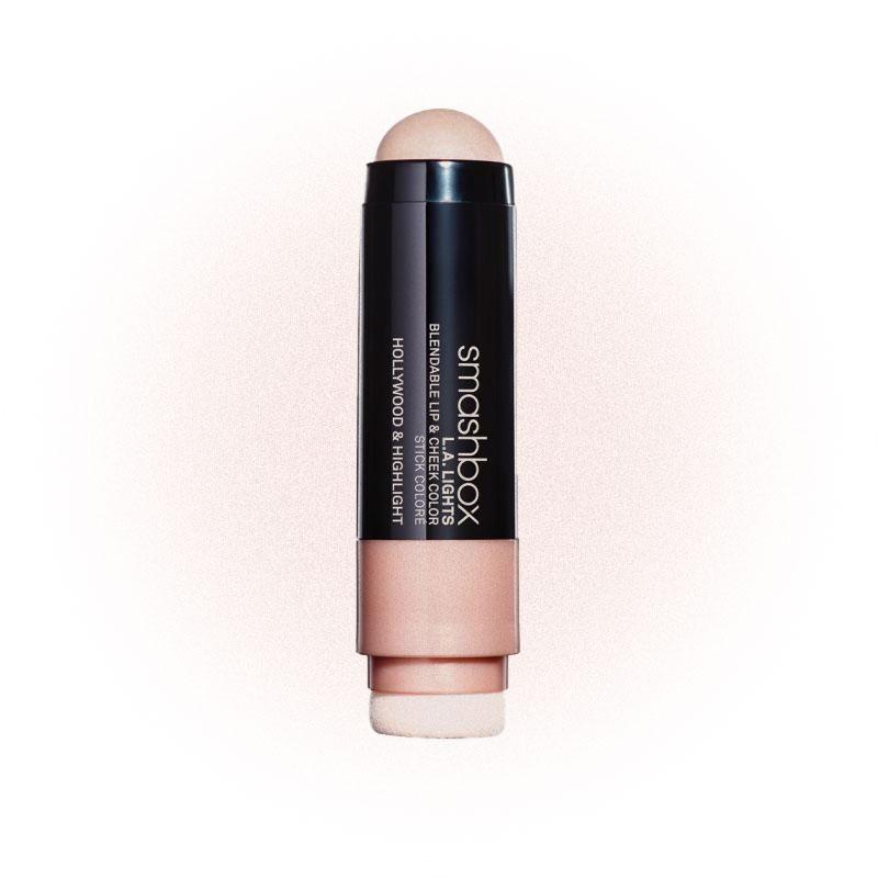 Мультифункциональное средство для скул и губ L.A. Lights Blendable Lip & Cheek Color, Smashbox