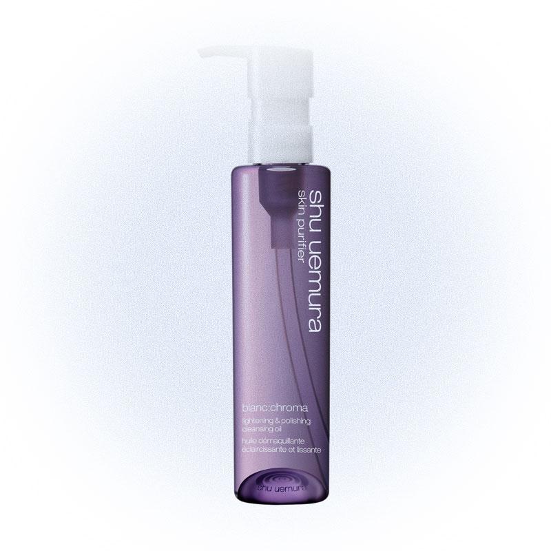 Очищающее масло SHU UEMURA Blanc: Chroma