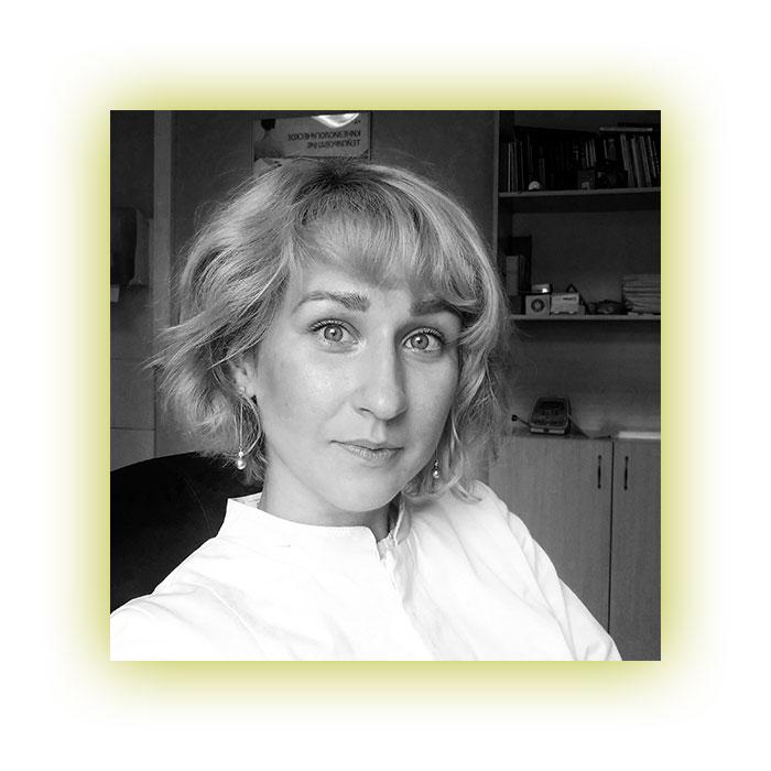 Екатерина Галькова