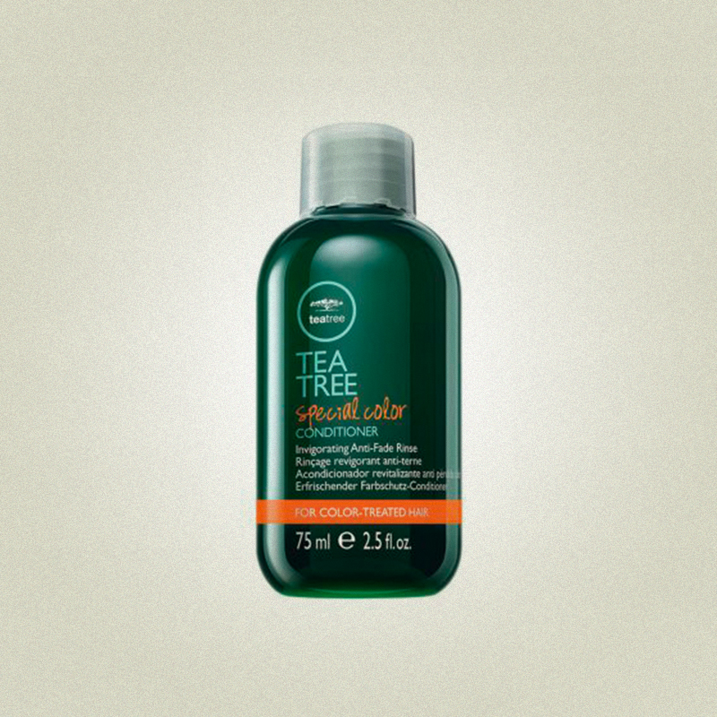 Conditioner, Special Color, Tea Tree, 75 мл