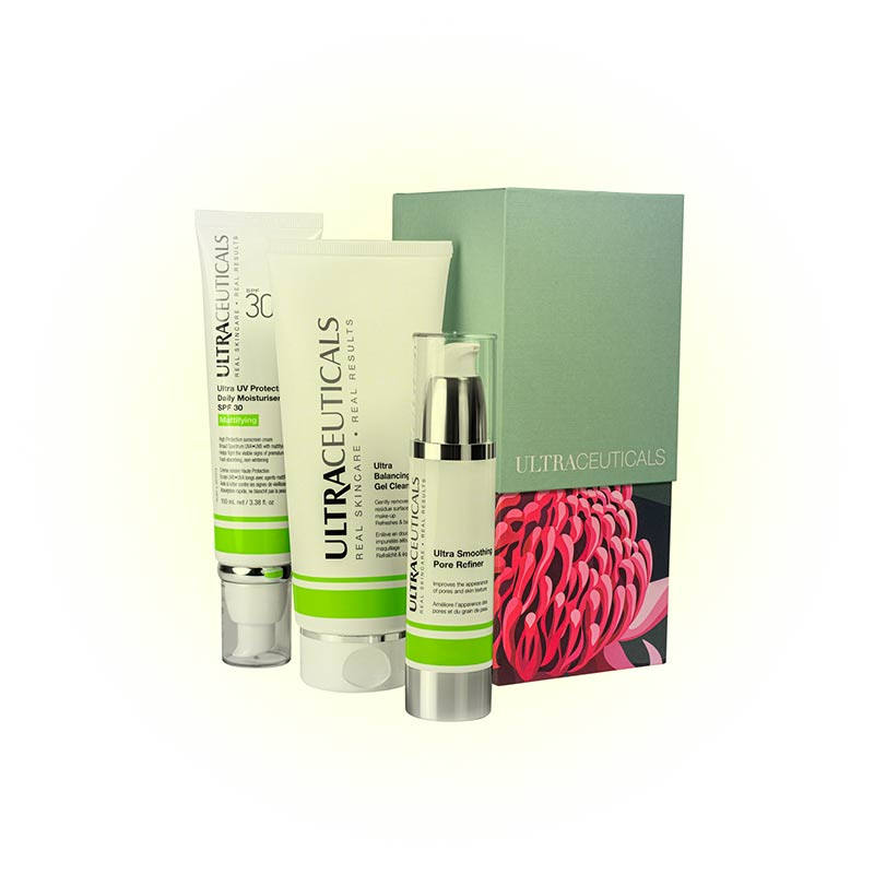 Smoothing Trio Set, Ultraceuticals