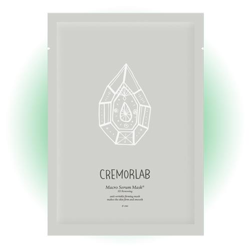 Лифтинг маска из биоцеллюлозы  Cremorlab 3D Renewing
