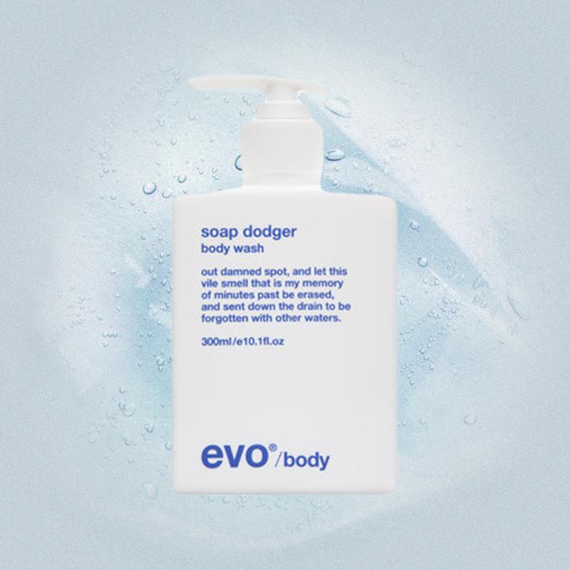 Увлажняющий гель для душа Soap Dodger Body Wash, Evo