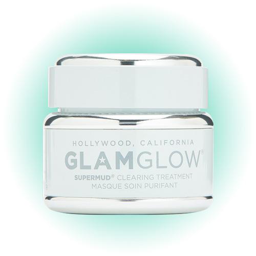 Очищающая маска для лица Supermud, Glamglow