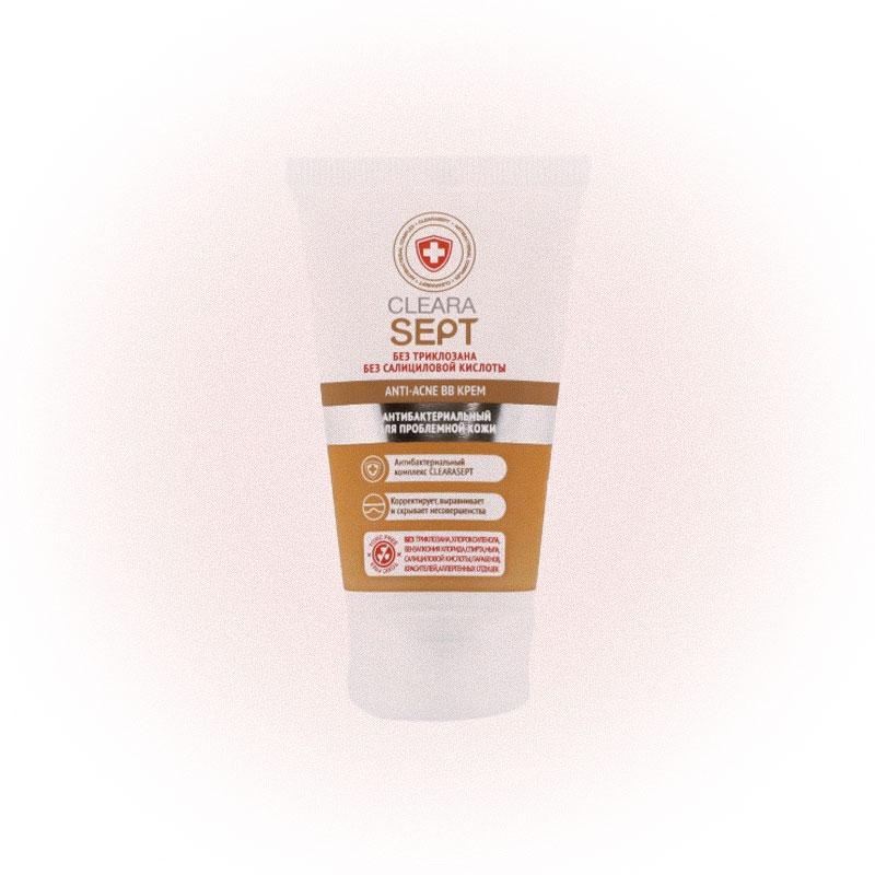 BB-крем Anti-Acne, ClearaSept