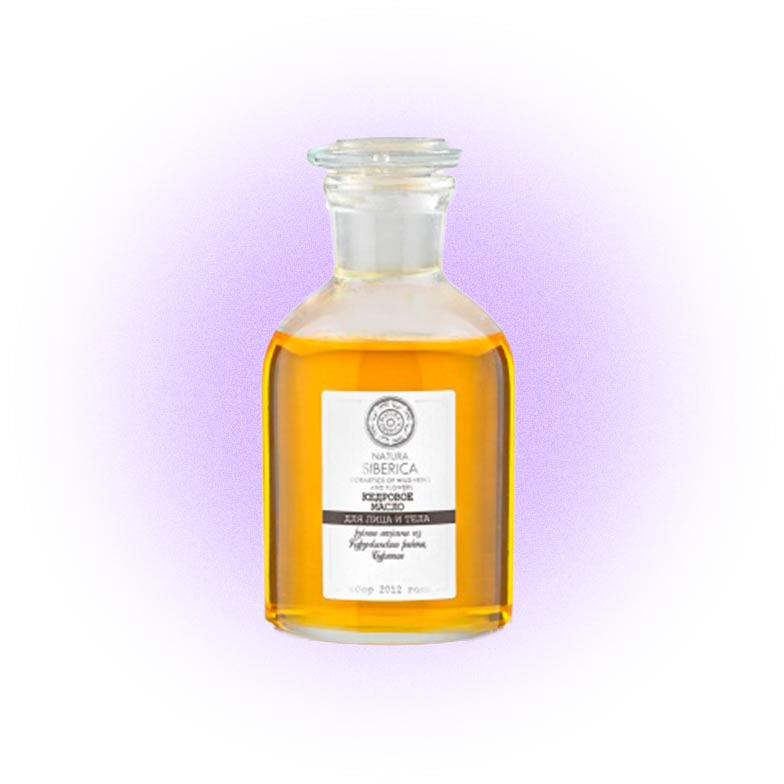 Кедровое масло для волос и тела, Natura Siberica