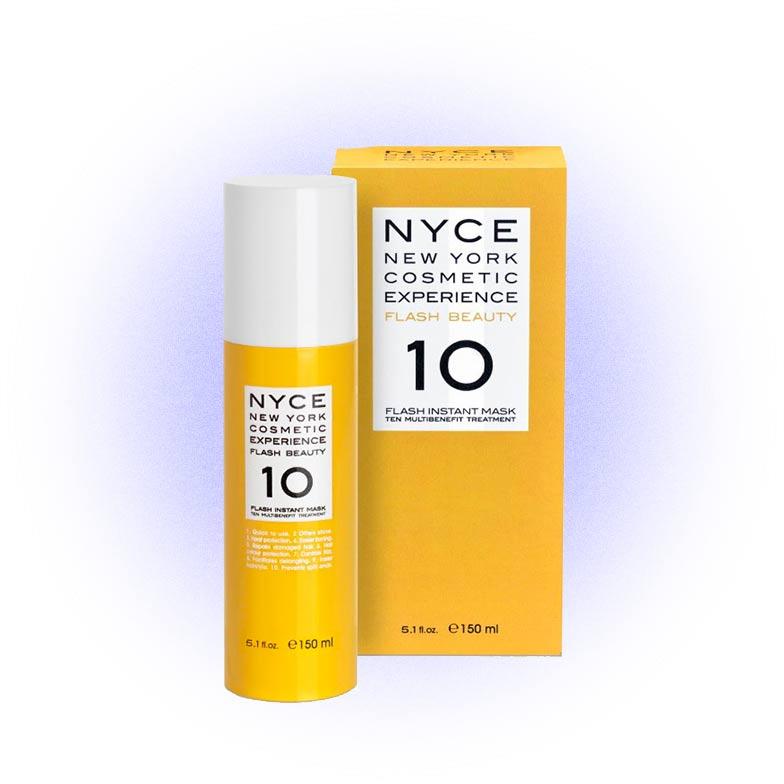Маска для волос Flash Beauty Instant 10, Nyce