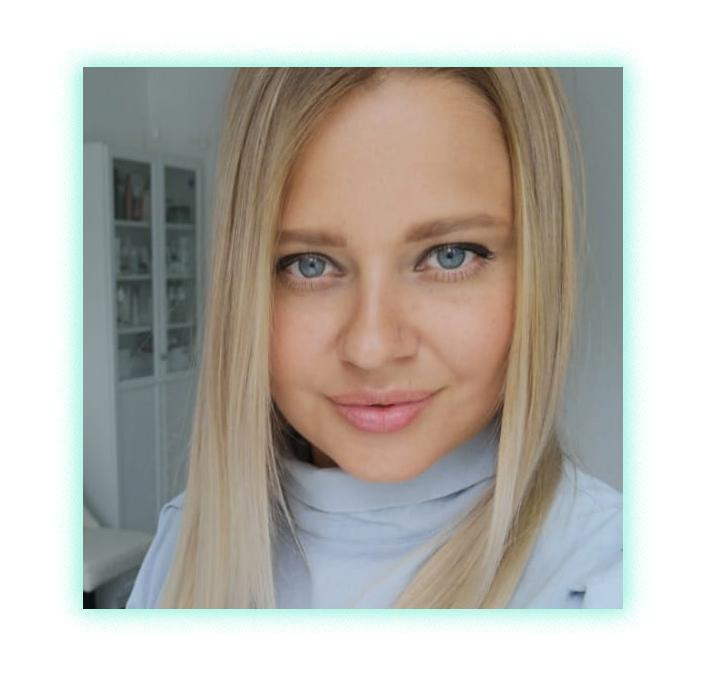 Юлия Пярн, врач-косметолог