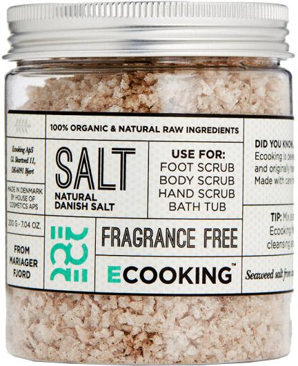 Морская соль для ванн Salt, ECooking