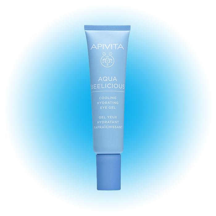 Охлаждающий крем-гель Aqua Beelicious, Apivita