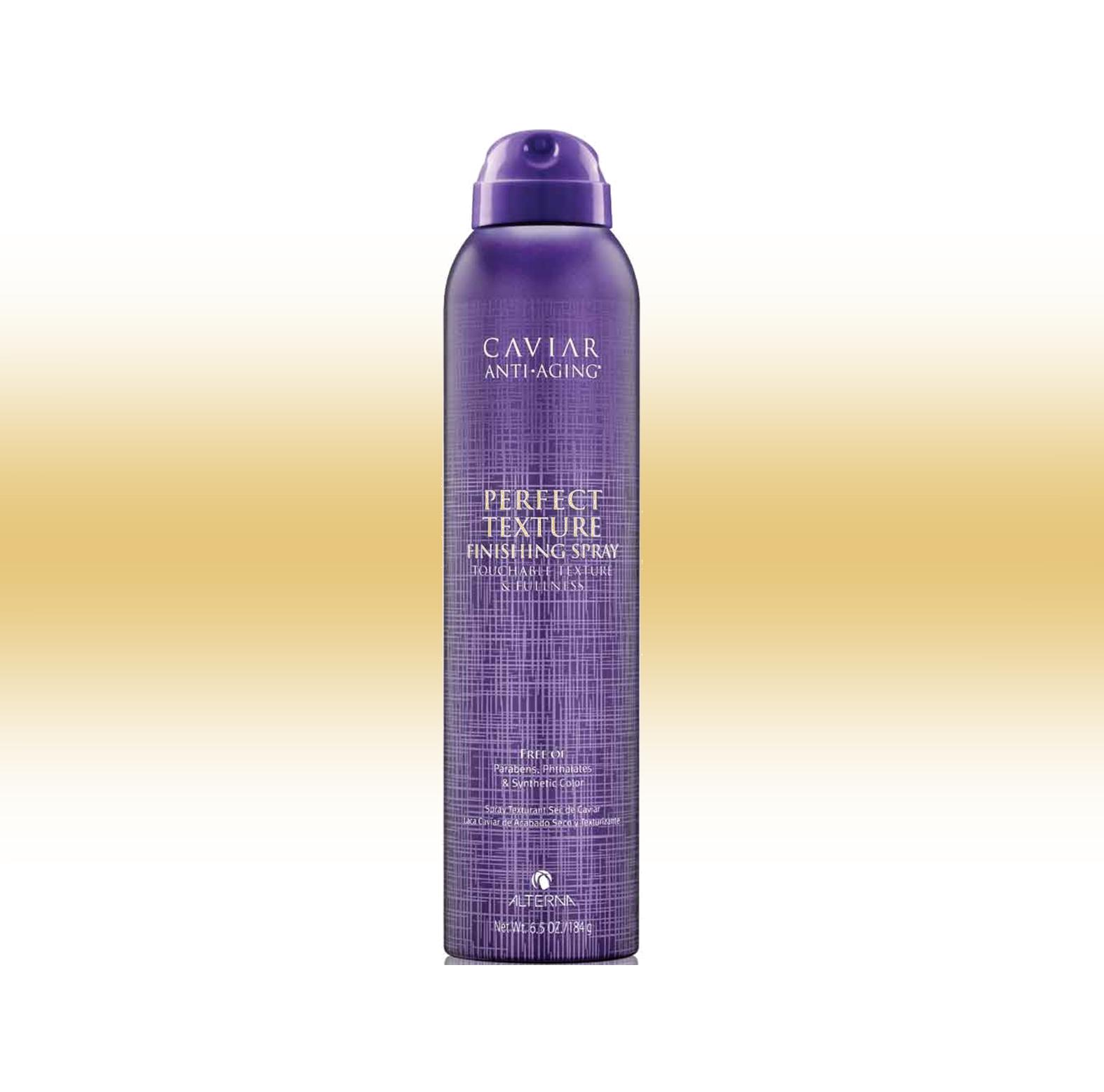 Спрей «Идеальная текстура волос» Caviar Finishing Spray, Alterna