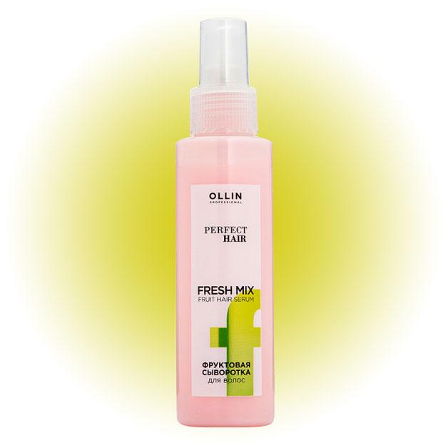 Сыворотка Perfect Hair Fresh Mix, Ollin Professional
