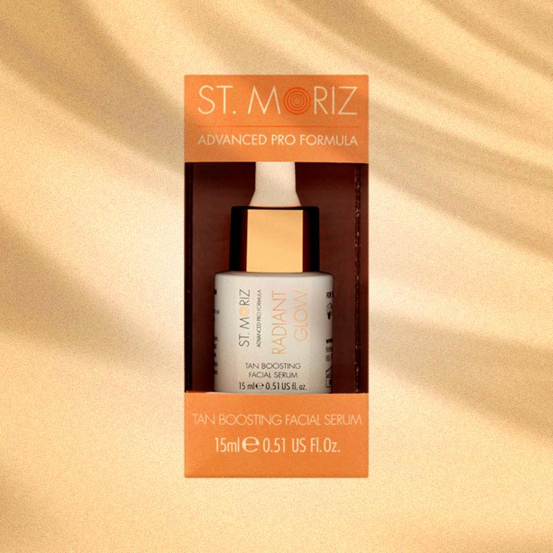 Сыворотка Tan Boosting Facial Serum, St. Moriz