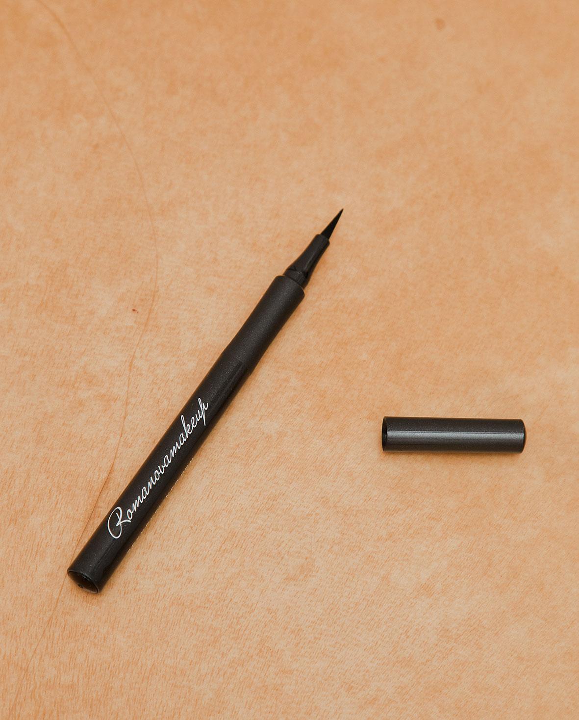 Sexy Eyeliner Pen, Romanovamakeup