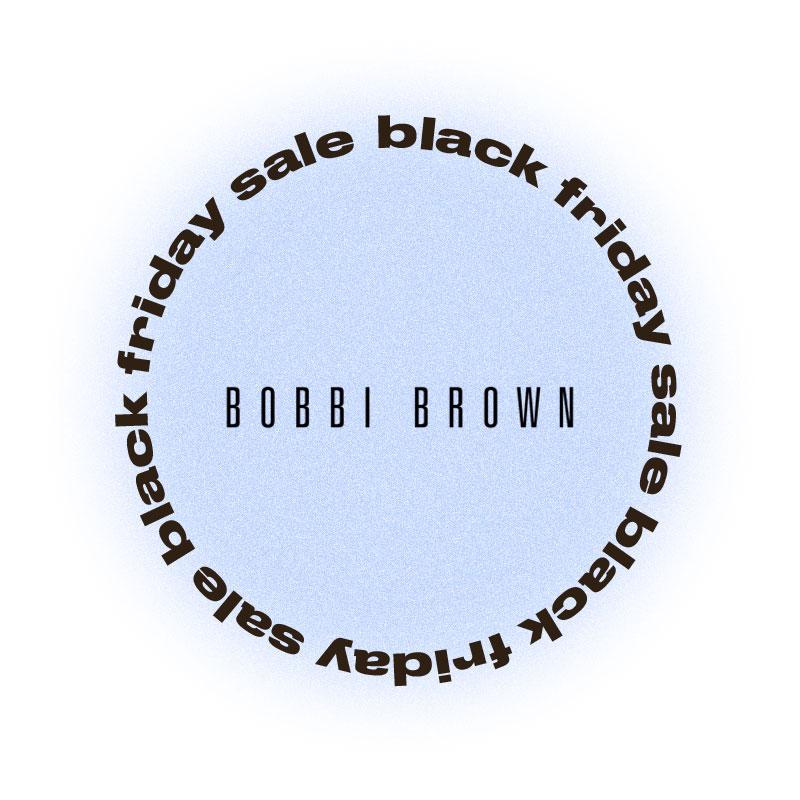 Черная пятница Bobbi Brown