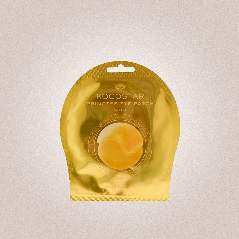 Tropical Princess Eye Patch Gold, Kosostar