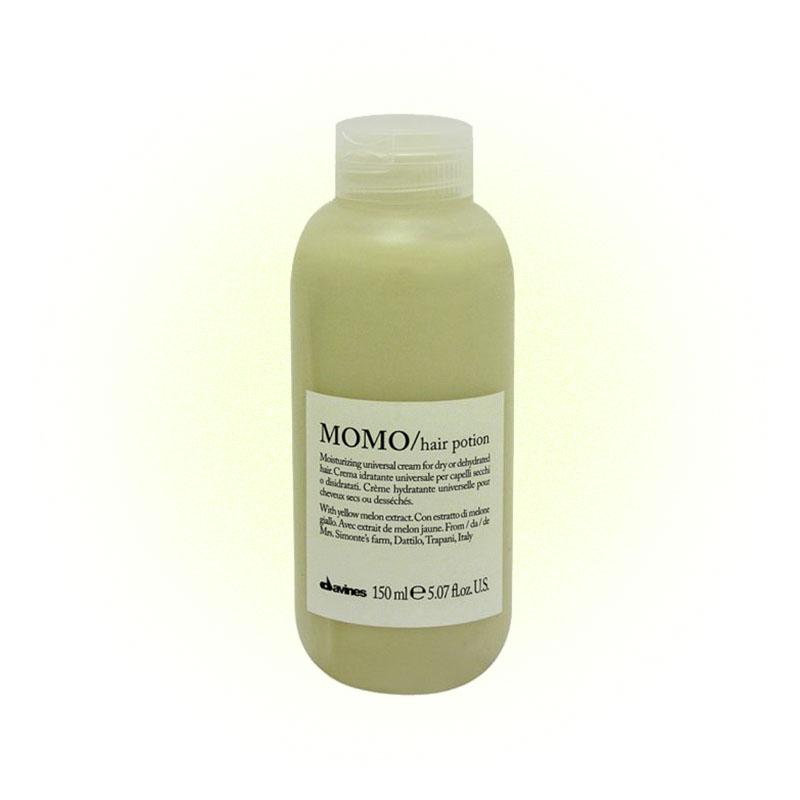 Универсальный несмываемый увлажняющий крем Momo Hair Potion, Davines