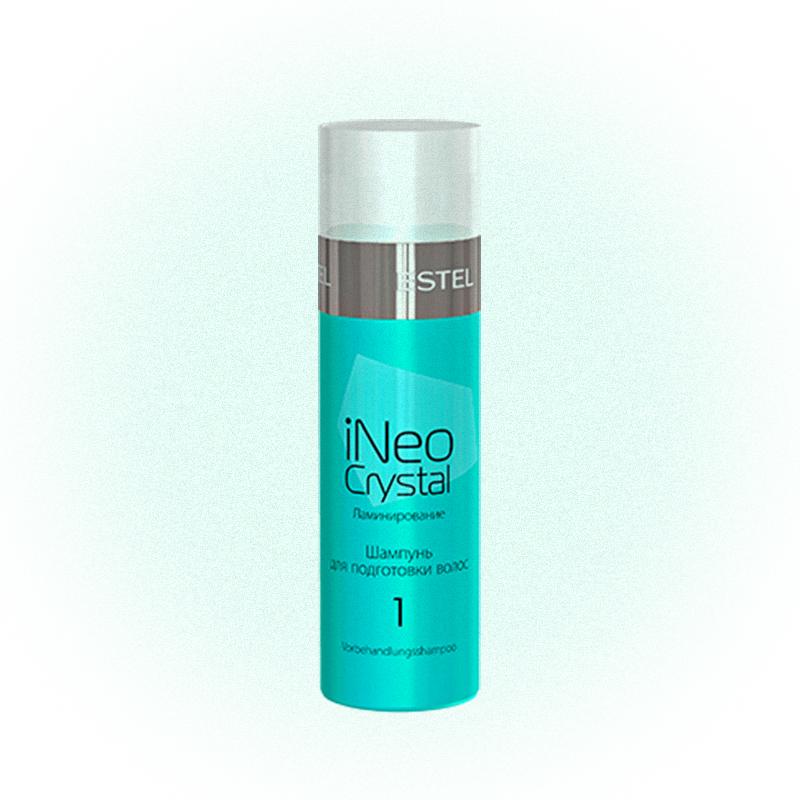 Шампунь для подготовки волос к ламинированию Ineo-Crystal, Estel Professional