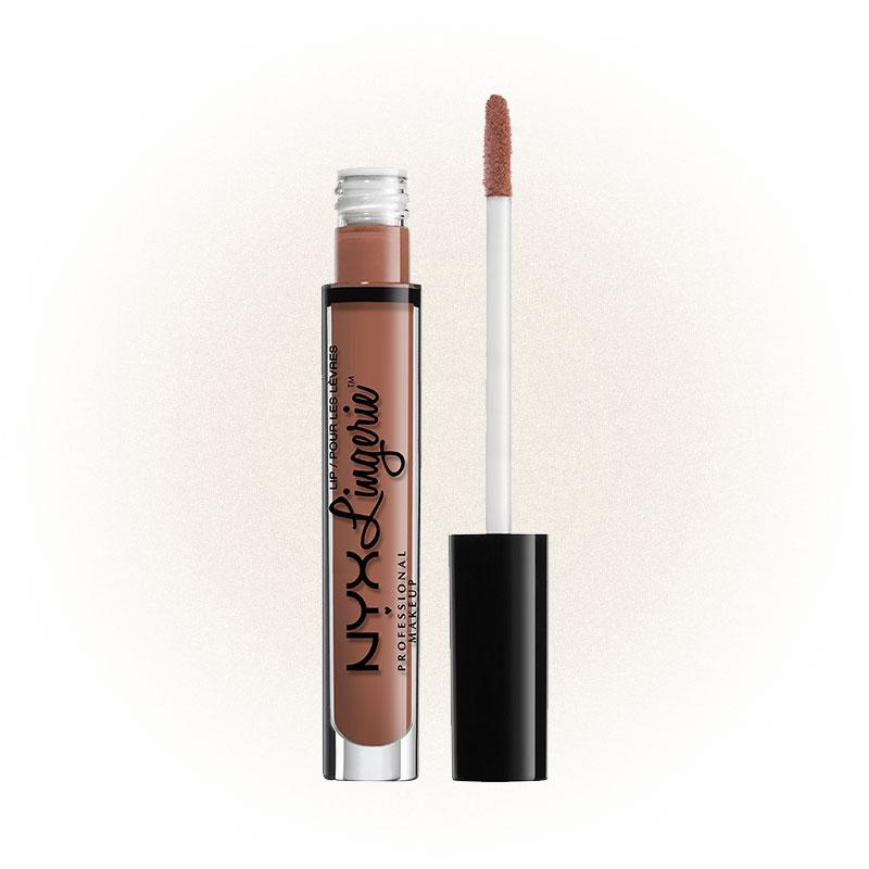 Жидкая матовая помада Lip Lingerie Matte, NYX Professional MakeUp