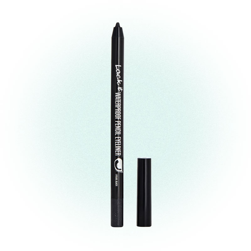 Подводка для глаз L.O.C.K. Color Waterproof Eyeliner Pen