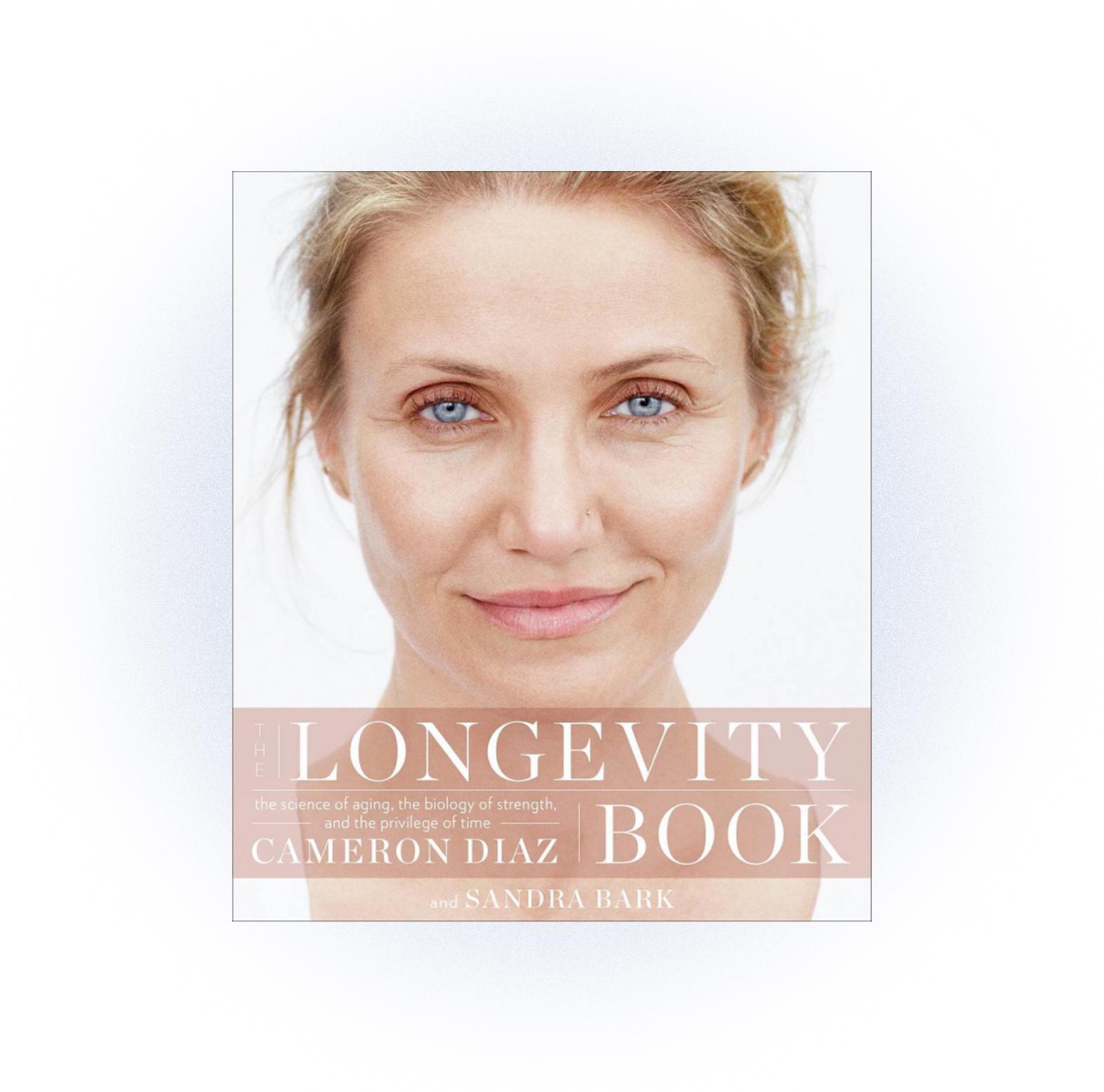 «Книга о долголетии», Кэмерон Диас