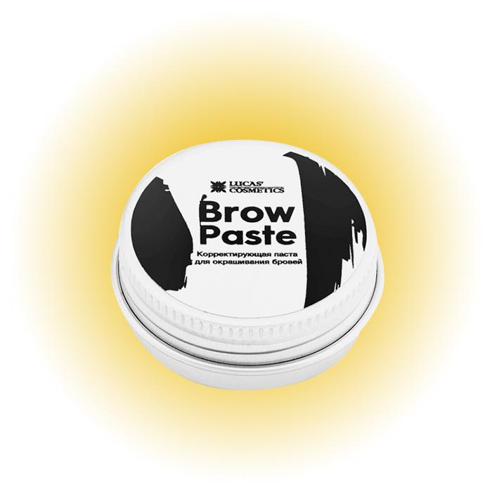 Паста для бровей, Brow Paste by CC Brow, Lucas' Cosmetics
